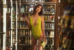 Emily Ratajkowski - Inamorata Body Collection Photoshoot February 2019