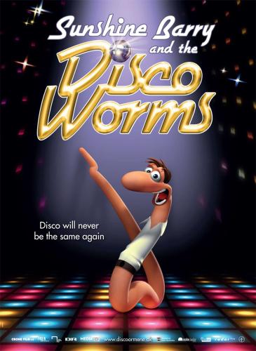 Sunshine Barry  The Disco Worms (2008) 720p BluRay x264 Eng Subs Dual Audio Hindi ...