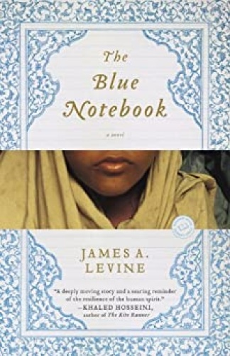 The Blue Notebook  A Novel by James Levine