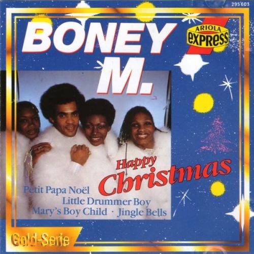 Boney M    Happy Christmas   (1991)