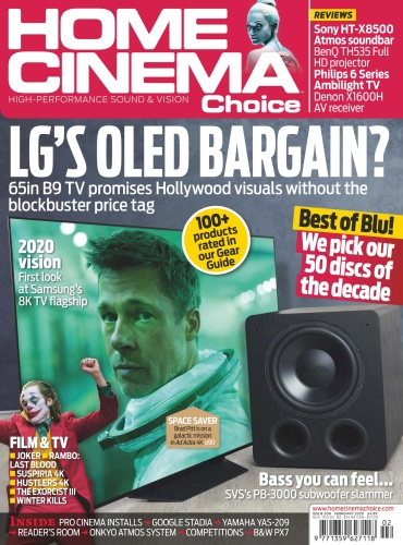 Home Cinema Choice - Issue 308 - February (2020)