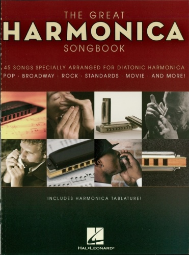 The Great Harmonica Songbook 45 Songs  LiBRiCi (2009)