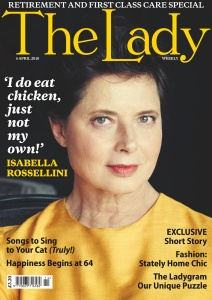 The Lady  06 April (2018)
