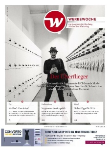 Werbewoche  06 Oktober (2017)