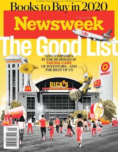 Newsweek USA - 06 12 (2019)