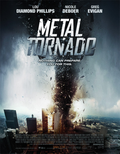 Metal Tornado (2011) 720p BluRay x264 [Dual Audio][Hindi+English] -=!Dr STAR!=-
