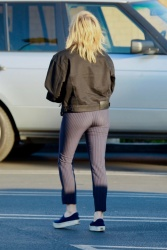 Chloe Moretz at an ATM in Los Angeles - 10/23/18
