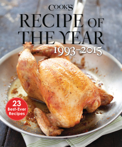 Recipe of the Year 1993 (2015)