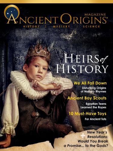 Ancient Origins Magazine  December (2019)