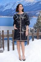 Virginie Ledoyen -        Chanel Show Paris March 5th 2019.