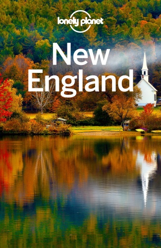 Lonely Planet New England, 8th Edition