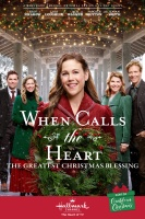 Erin Krakow - When Calls the Heart The Greatest Christmas Blessing (2018) Poster & Stills x11