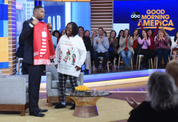 Whoopi Goldberg - Good Morning America: November 1st 2018