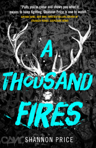 A Thousand Fires by Shannon Price