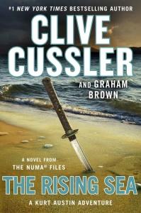 Clive Cussler NUMA 15 The Rising Sea