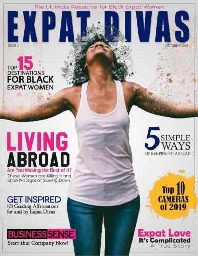 Expat Divas Magazine - Premiere Issue - October (2019)