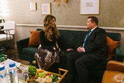 Rita Wilson - The Late Late Show with James Corden: March 11th 2019