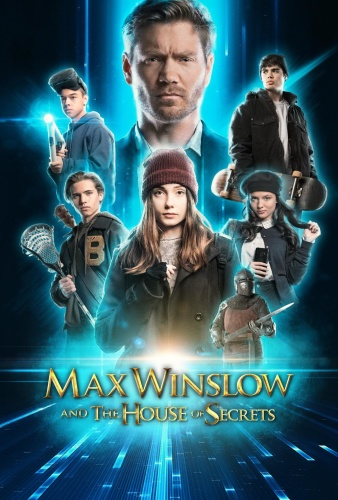 Max Winslow and the House of Secrets 2020 AMZN 1080p WEB-DL H264 DDP5 1-EVO