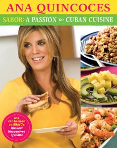 Sabor!- A Passion for Cuban Cuisine