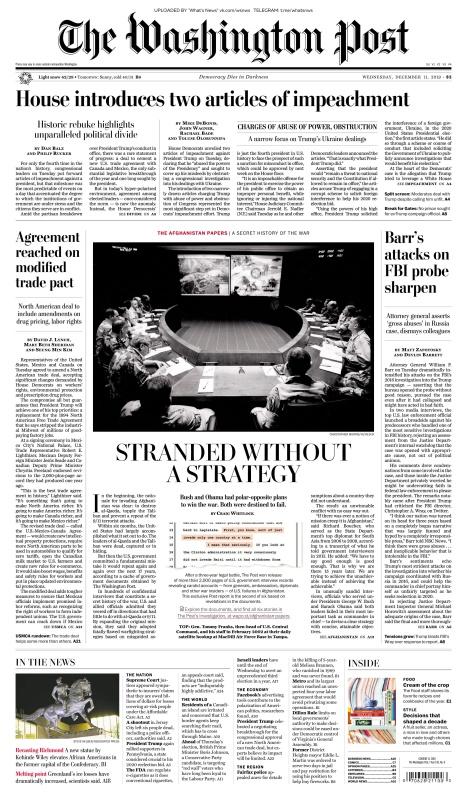 The Washington Post - 11 12 (2019)
