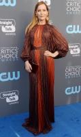 Leslie Mann -                      23rd Annual Critics' Choice Awards Santa Monica California January 11th 2018.