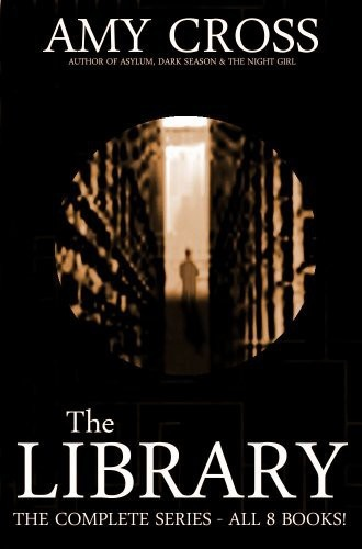 Library Saga 01   The Library   Amy Cross