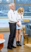Holly Willoughby  -         ''This Morning'' London February 5th 2018.