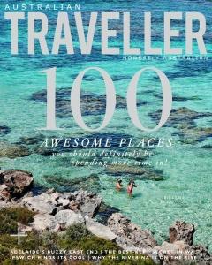 Australian Traveller - May (2018)