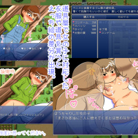 [Hentai RPG]A game to get into a world of a fairy tale and have sex with mob girls