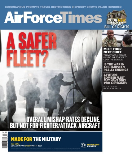 Air Force Times - March 23 (2020)