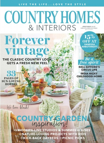 Country Homes & & Interiors - July (2018)