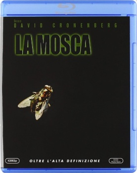 La mosca (1986) Full Blu-Ray 45Gb AVC ITA SPA DTS 5.1 ENG DTS-HD MA 5.1