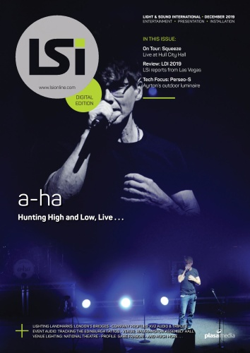 Light & Sound International  December (2019)