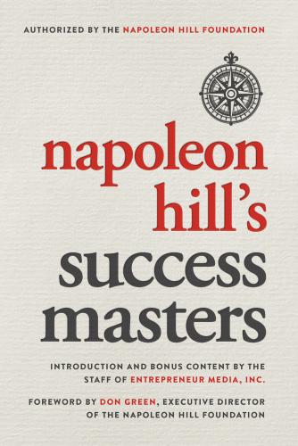 Napoleon Hill   Napoleon Hills Success Masters