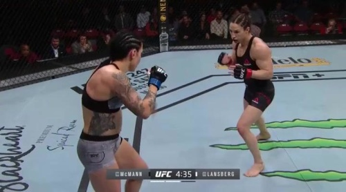 UFC Fight Night 166 Prelims  -PUNCH