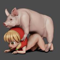 [Dobugonzui (ドブゴンズイ)] 3D Art Collection