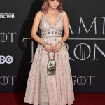 Maisie Williams from Game of Thrones showing her beautiful feet, celebrity feet, foot fetish pictures at Karina's Foot Blog