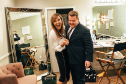 Allison Janney - The Late Late Show with James Corden: October 31st 2017