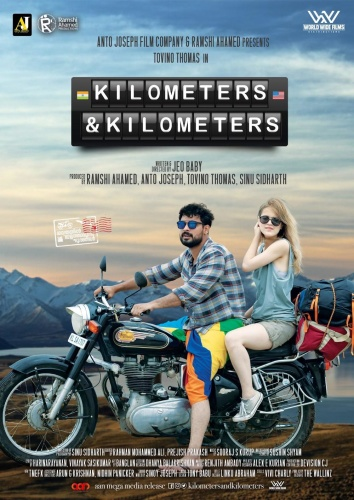 Kilometers and Kilometers (2020) Malayalam 720p WEB-HD AVC DD5 1 ESub-BWT Exclusive