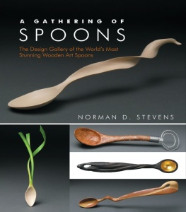 A Gathering of Spoons   The Design Gallery of the World's Most Stunning Wooden A