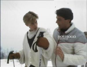 Classe de neige 1985