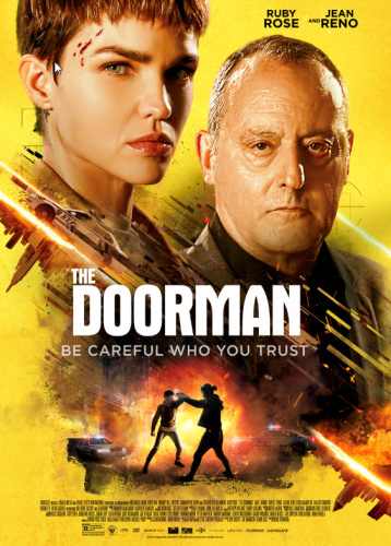 The Doorman 2020 1080p BRRip DD 5 1 X 264-EVO