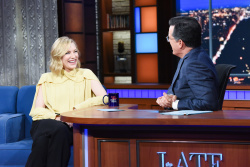 Cate Blanchett - The Late Show with Stephen Colbert: August 12th 2019