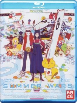 Summer Wars (2009) BD-Untouched 1080p AVC DTS HD JAP DTS iTA AC3 iTA-JAP