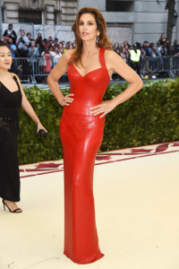 Cindy Crawford - 2018 MET Gala (5/7/18)