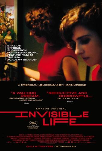 Invisible Life 2019 PORTUGUESE ENSUBBED 1080p WEBRip x264-VXT
