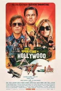 Once Upon a Time in Hollywood (2019) 1080p HDrip H264 Omikron