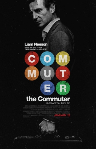 The Commuter 2018 BDRip 2160p UHD HDR Eng Fre Spa TrueHD DD5 1 ETRG