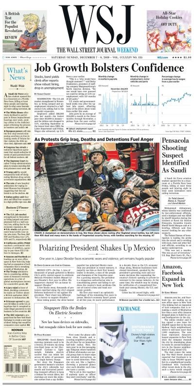 The Wall Street Journal - 07 12 2019 - 08 12 (2019)