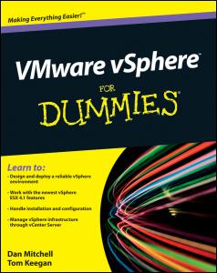 VMware VSphere For Dummies
